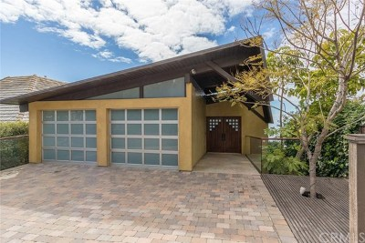 Laguna Beach Single Family Home For Sale: 678 Alta Vista Way