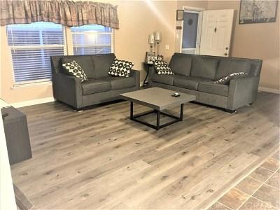 Riverside Mobile Home For Sale: 3700 Quartz Canyon Road