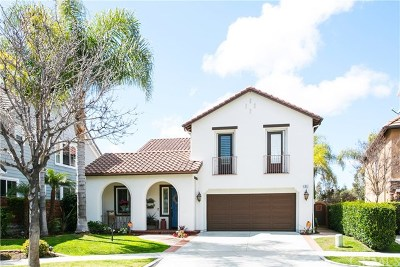 Ladera Ranch Single Family Home For Sale: 3 Langford Lane