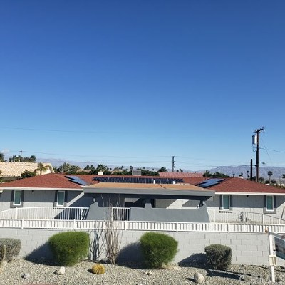 Palm Springs Single Family Home For Sale: 482 W Sepulveda Road