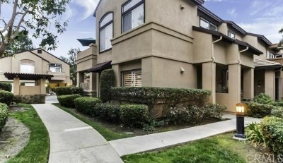 Dana Point Condo/Townhouse For Sale: 14 Placid