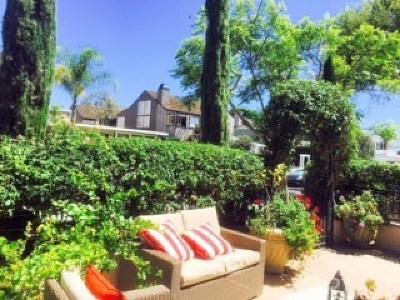 Orange County Rental For Rent: 609 Begonia Avenue