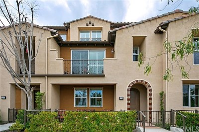 Aliso Viejo Condo/Townhouse For Sale: 128 Playa Circle #Z
