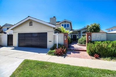 Newport Beach Single Family Home For Sale: 2601 Bunya Street