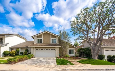 Irvine Single Family Home For Sale: 22 Prosa