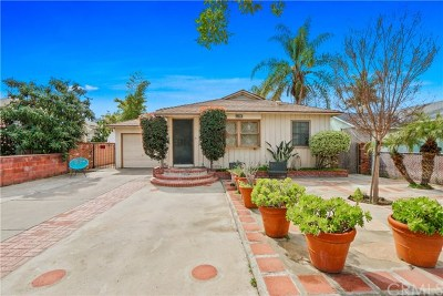Fullerton Single Family Home For Sale: 2504 W Olive Avenue