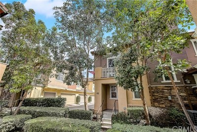 Ladera Ranch CA Condo/Townhouse For Sale: $475,000