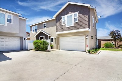 Costa Mesa Single Family Home For Sale: 2085 Garden Lane