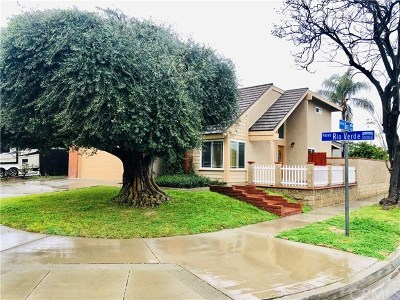 Anaheim Single Family Home For Sale: 6139 E Paseo Rio Verde