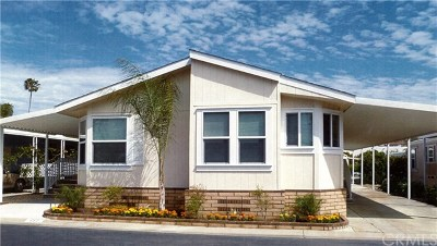San Juan Capistrano CA Mobile Home For Sale: $349,500