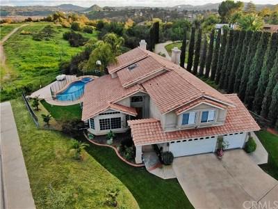 Escondido Single Family Home For Sale: 3080 Foxhall Glen