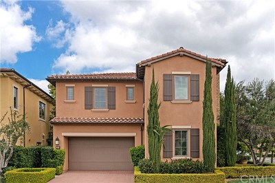 Irvine Single Family Home For Sale: 79 Bountiful