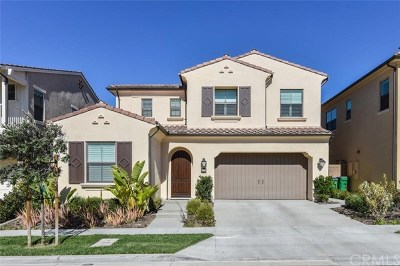 Irvine Single Family Home For Sale: 115 Pumpkin