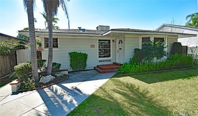 Fullerton Single Family Home For Sale: 1212 Grove Place