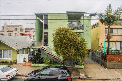Santa Monica Condo/Townhouse For Sale: 2233 4th Street #3