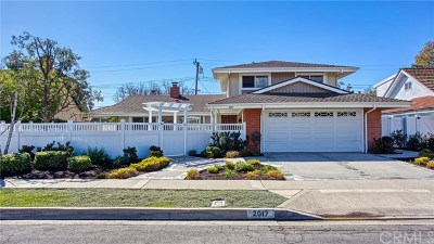 Costa Mesa Single Family Home For Sale: 2017 Balearic Drive