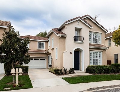 Aliso Viejo Single Family Home For Sale: 67 Plateau