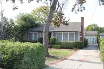 San Gabriel Single Family Home For Sale: 8877 Emperor Avenue