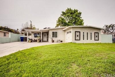 Riverside Single Family Home For Sale: 3982 Bel Air Street