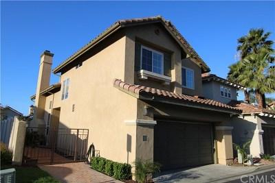 Rancho Santa Margarita Single Family Home For Sale: 18 Via Caseta