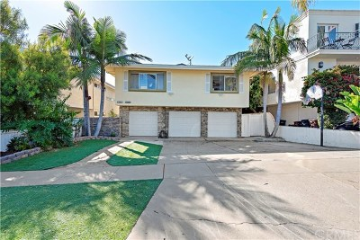 Dana Point Multi Family Home For Sale: 26381 Via California