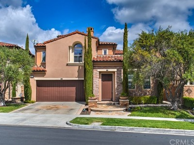 Irvine Single Family Home For Sale: 57 Valley