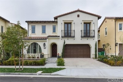 Irvine Single Family Home For Sale: 48 Saddlehorn
