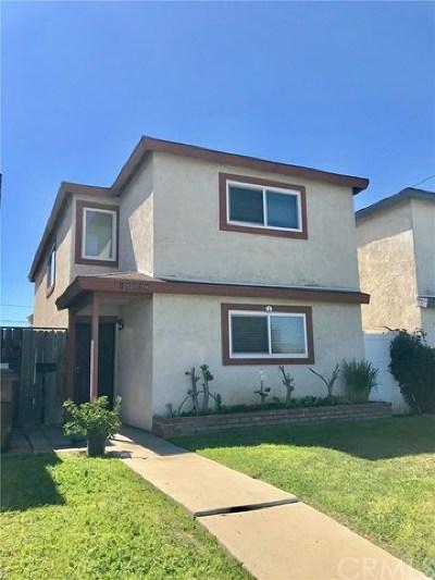 Hacienda Heights Single Family Home For Sale: 15036 Gale Avenue