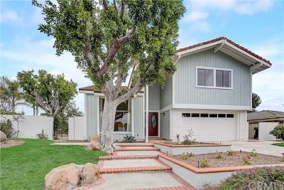 Yorba Linda Single Family Home For Sale: 5122 Fairway View Drive