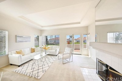 Dana Point Condo/Townhouse Active Under Contract: 39 Tennis Villas Drive