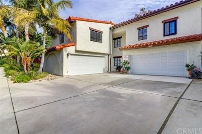 San Clemente Condo/Townhouse For Sale: 305 Cazador Lane #2
