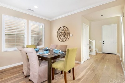 Irvine Condo/Townhouse For Sale: 211 Firefly