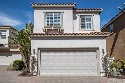 Aliso Viejo Condo/Townhouse For Sale: 17 Las Flores