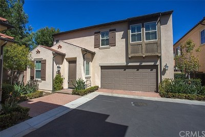 Irvine Condo/Townhouse For Sale: 63 Serenity