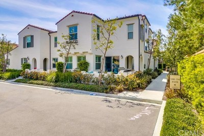 Irvine Condo/Townhouse For Sale: 104 Borrego