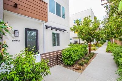 Buena Park Condo/Townhouse For Sale: 8062 Ackerman Street