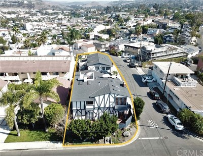 San Clemente Multi Family Home For Sale: 1502 Buena Vista