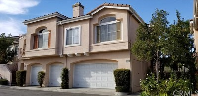 Laguna Niguel Condo/Townhouse For Sale: 24507 El Sorrento