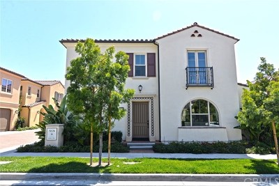 Newport Beach, Irvine, Costa Mesa, Huntington Beach, Corona Del Mar Single Family Home For Sale: 76 Cherry Tree