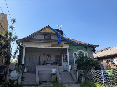 Los Angeles Multi Family Home For Sale: 435 S State Street