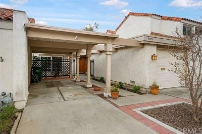 Irvine Condo/Townhouse For Sale: 4676 Sierra Tree Lane