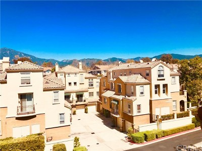 Rancho Santa Margarita Condo/Townhouse For Sale: 40 Via Pamplona