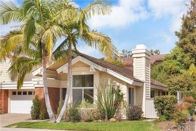 Irvine Single Family Home For Sale: 30 Hillgrass