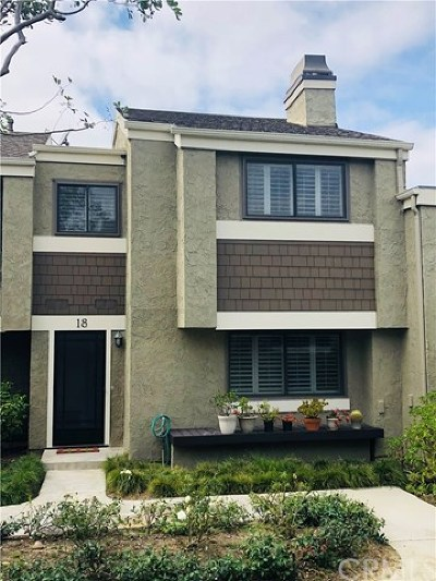 Newport Beach CA Condo/Townhouse For Sale: $635,000