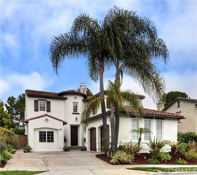 San Clemente Single Family Home For Sale: 4705 Aqua Del Caballete