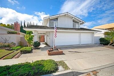 Irvine Single Family Home For Sale: 6052 Sierra Siena Road