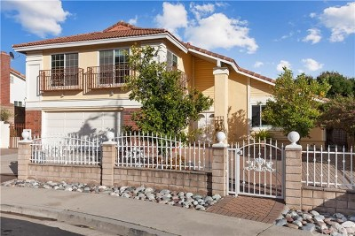 Mission Viejo Single Family Home For Sale: 24772 Via San Felipe