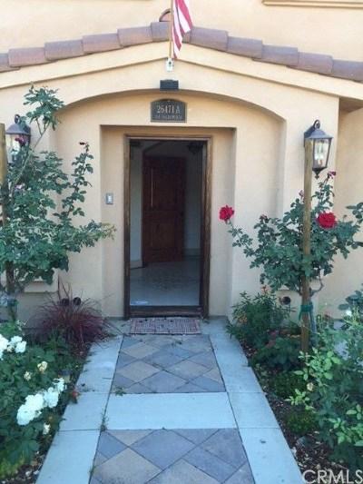 Dana Point Rental For Rent: 26471 Via Sacramento #A