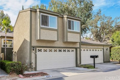 Single Family Home For Sale: 25936 Minerva Court