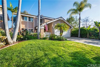 San Juan Capistrano Single Family Home For Sale: 31086 Via Sonora